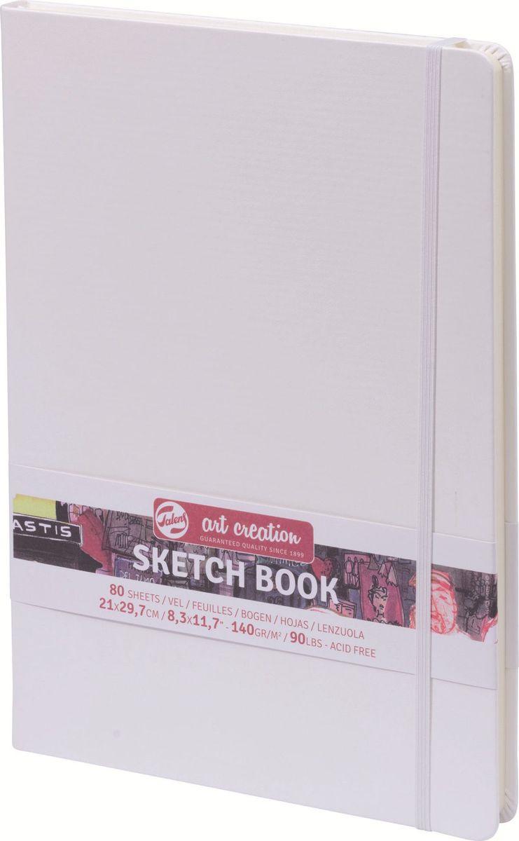 Royal Talens Блокнот для зарисовок Art Creation цвет белый 80 листов 9314103M цены онлайн