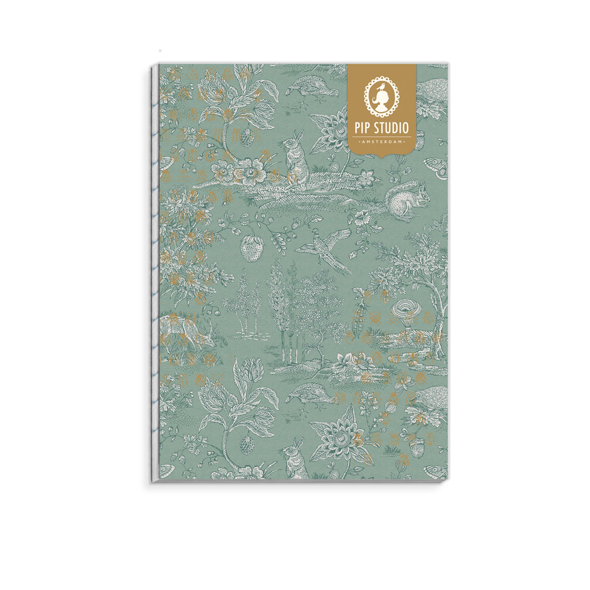 Записная книжка А4 Pip studio, 17.02.19.611, мультиколор