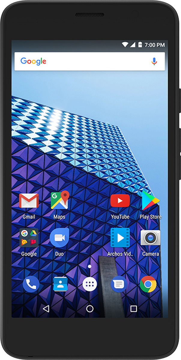 купить Смартфон Archos Access 50 3G 1/8GB black онлайн