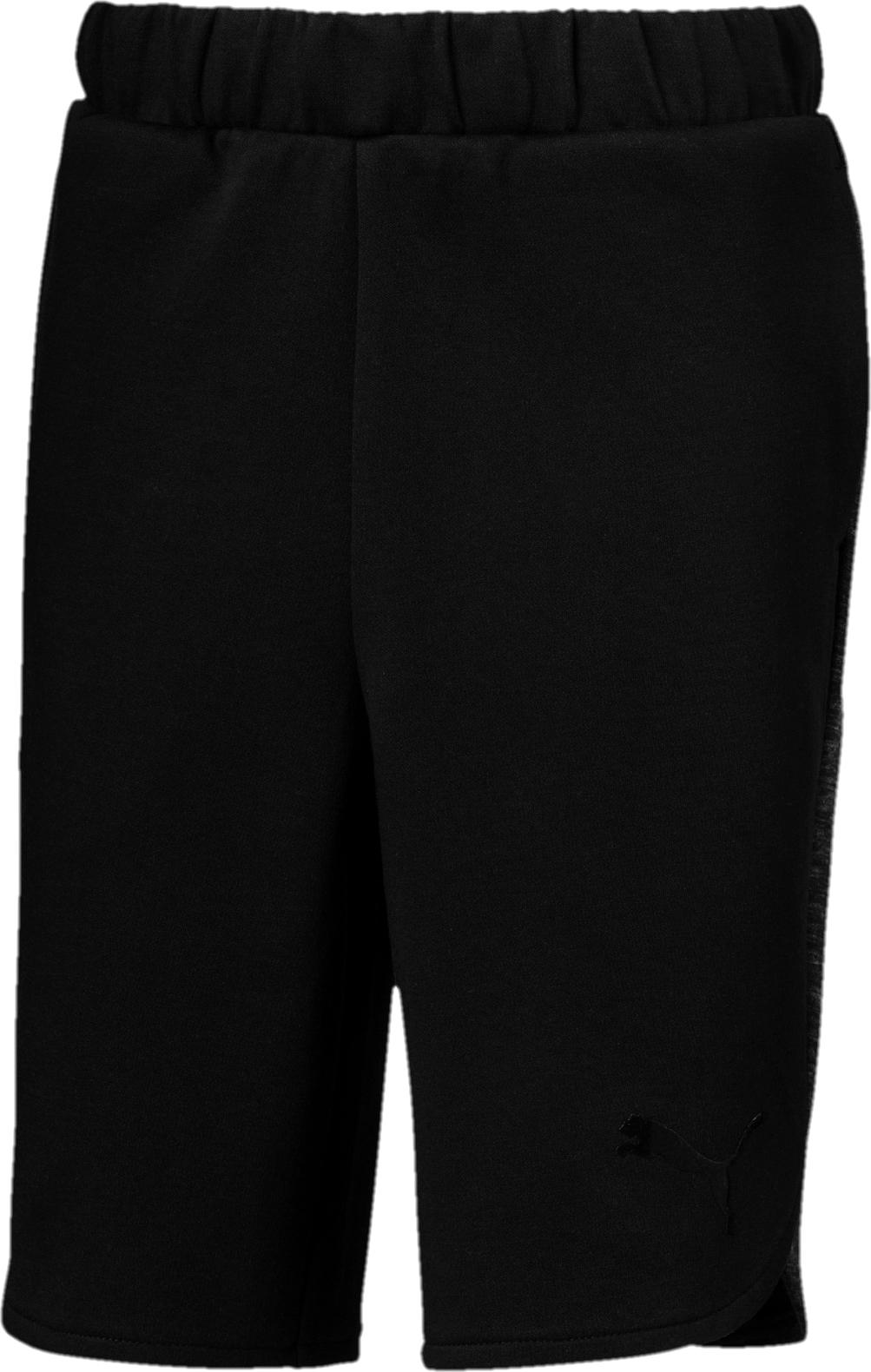 Шорты PUMA шорты мужские puma athletics shorts 8 цвет серый 85414203 размер l 50