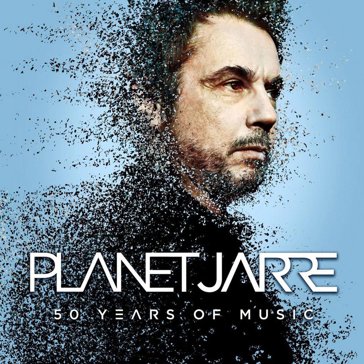 Жан-Мишель Жарр Jean-Michel Jarre. Jean-Michel Jarre. Planet Jarre. 50 Years Of Music (4 LP) jean michel jarre jean michel jarre magnetic fields