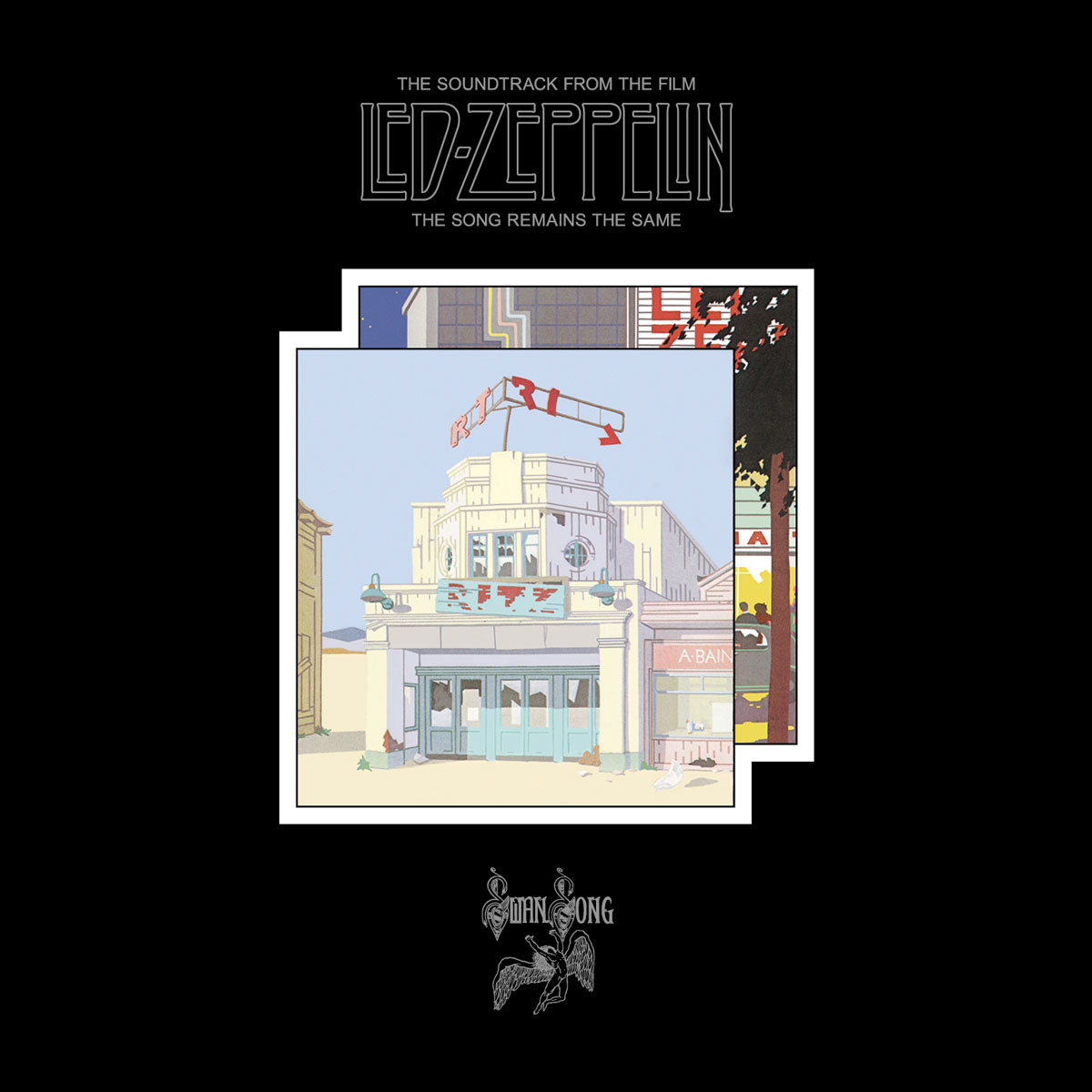 Led Zeppelin Led Zeppelin. The Song Remains The Same (Blu-Ray Audio) anathema the optimist blu ray