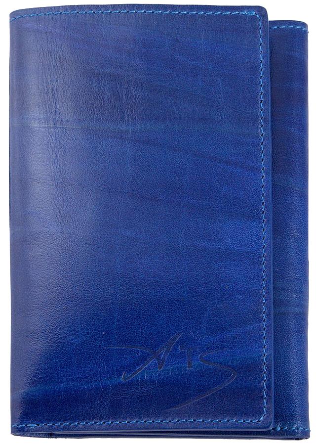 цена Кошелек женский Alexander-ts, цвет: голубой. KH001 Electric онлайн в 2017 году