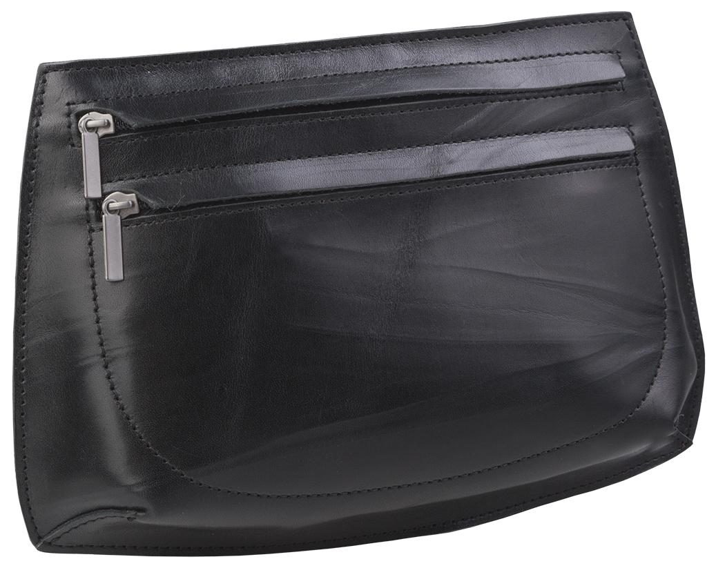 цена Клатч женский Alexander-ts, цвет: черный. KB011 Black онлайн в 2017 году