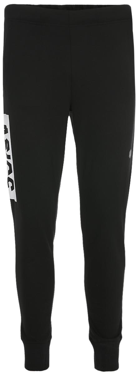 961aafd8fad58 Брюки мужские Asics Esnt Gpx Knit Pant, цвет: черный. 155231-0904. Размер M  (48/50) — купить в интернет-магазине OZON.ru с быстрой доставкой