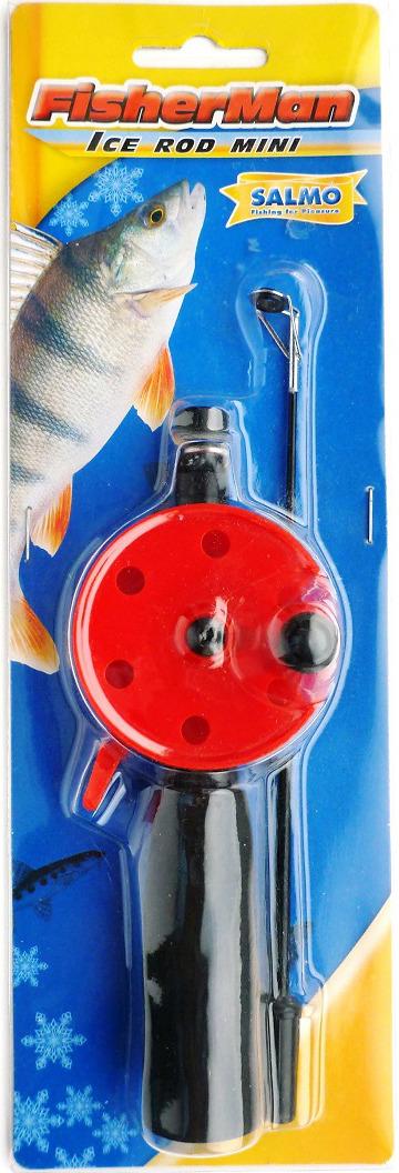 Удочка зимняя Fisherman Ice Rod Mini kl 15 portable abs fishing rod holder waist belly belt for fisherman