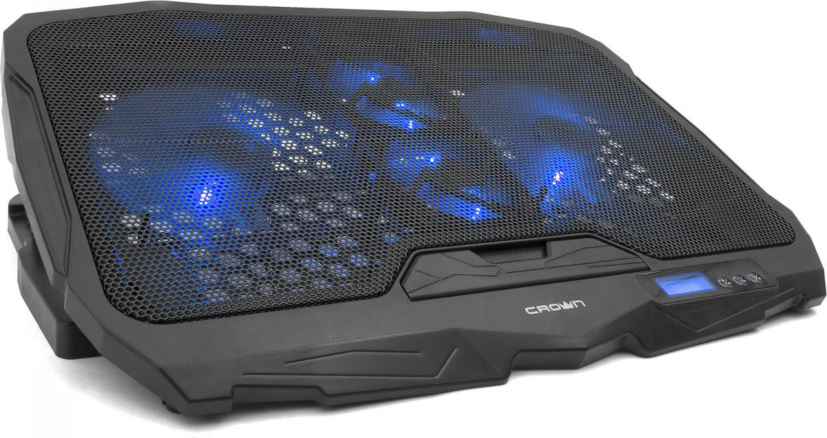 Подставка для ноутбука Crown Micro CMLS-01 до 17