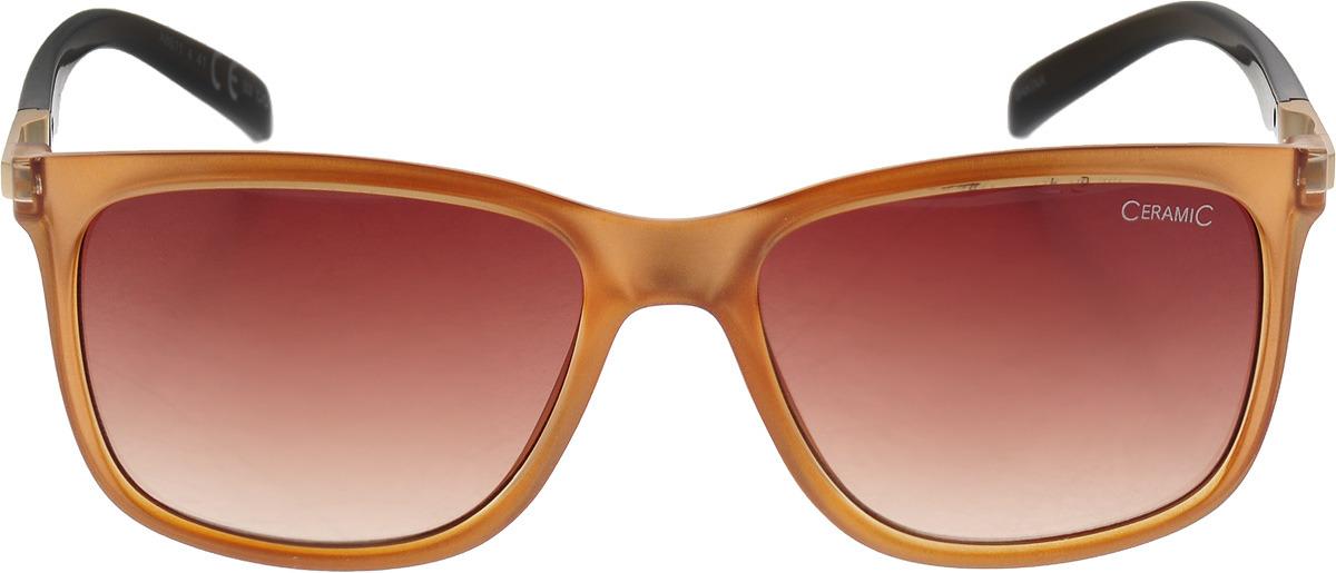 Велосипедные очки Alpina Bakina, цвет оправы: коричневый велосипедные очки alpina a 107 p цвет оправы черный