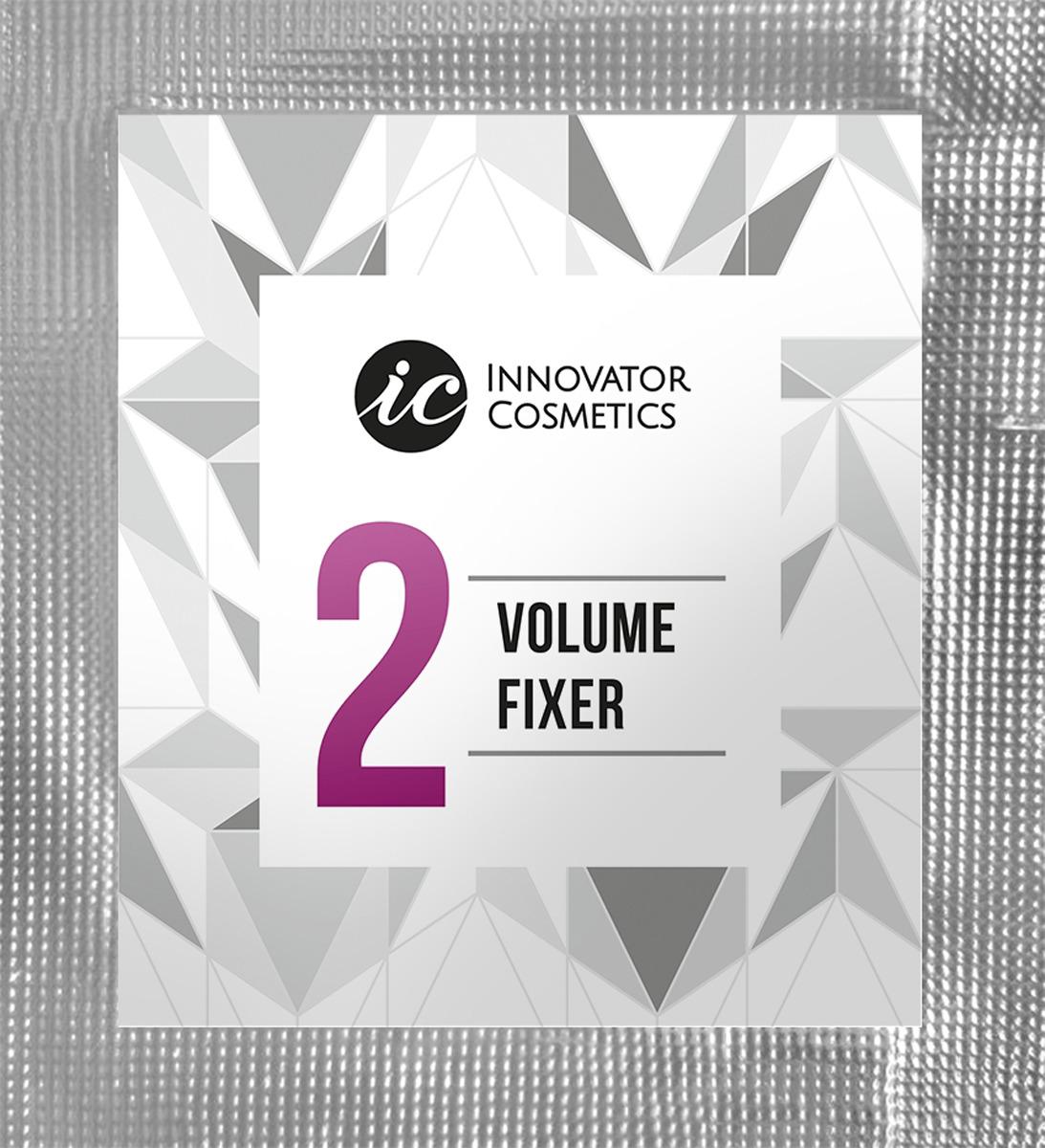 Набор для ламинирования и биозавивки ресниц Innovator Cosmetics саше с составом #2 VOLUME FIXER, 2мл, 2,36 цена