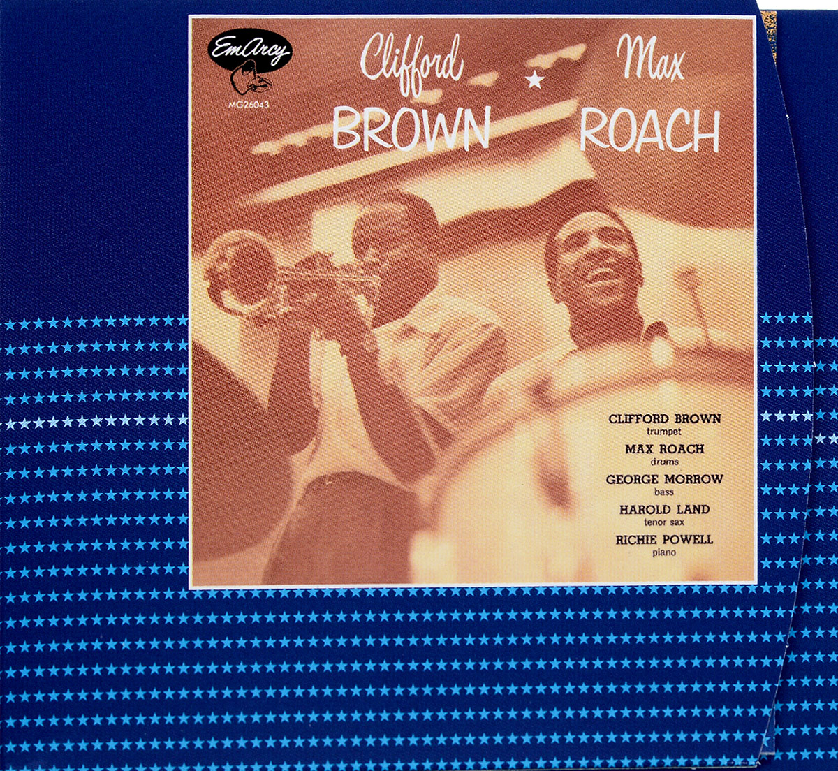 Clifford Brown. Clifford Brown And Max Roach holgate clifford wyndham winchester long rolls 1723 1812