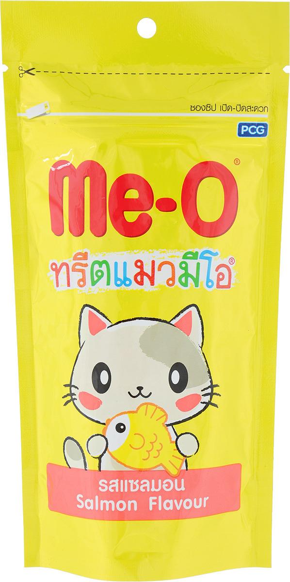 """Лакомство для кошек PCG """"Ме-О"""", лосось, 50 г"""