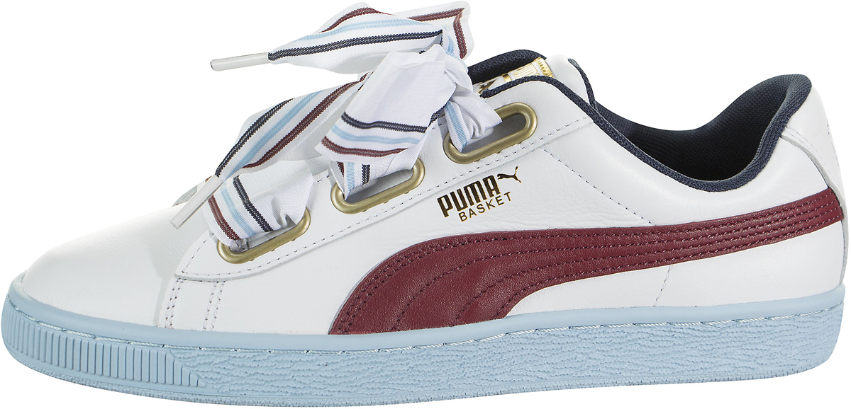 Кеды PUMA Basket Heart New School Wn