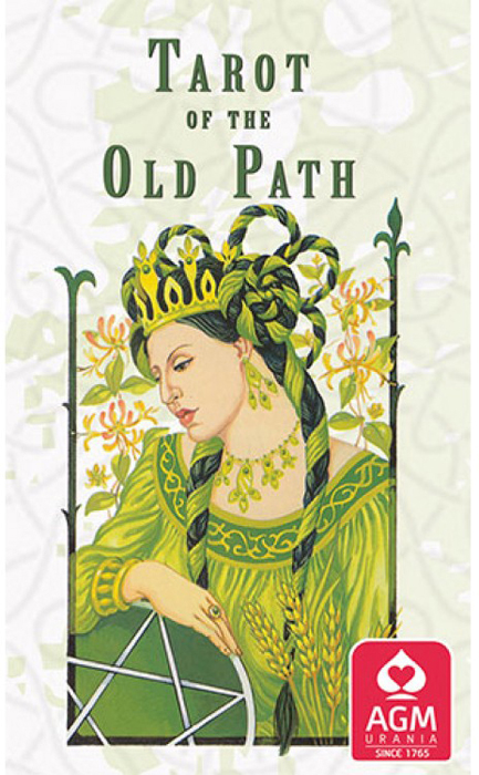 Карты Таро AGMuller Tarot of the Old Path карты таро agmuller oracle cards the oracle of the goddess