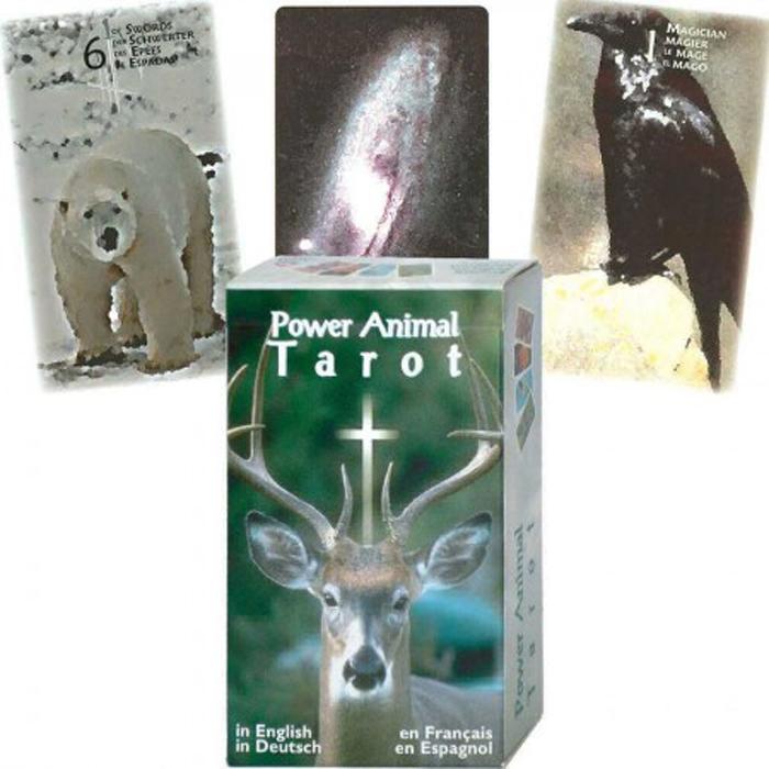 Карты Таро AGMuller Power Animal карты таро agmuller power animal