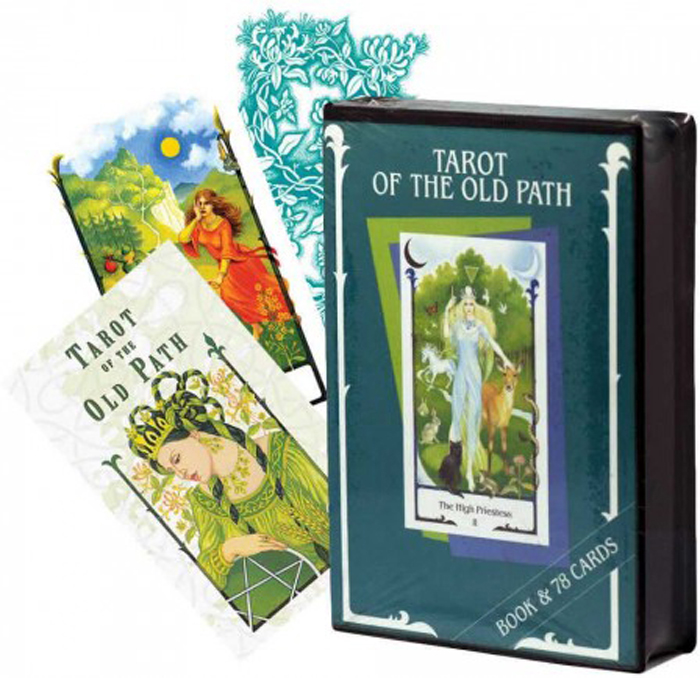 Карты Таро AGMuller Tarot of the Old Path Set карты таро agmuller oracle cards the oracle of the goddess