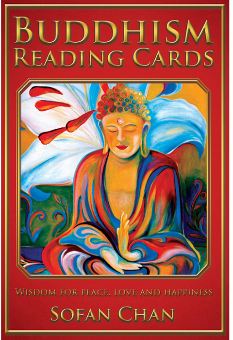 Карты Таро U.S. Games Systems Reading Cards Buddhism карты таро u s games systems yoga cats challenges cards