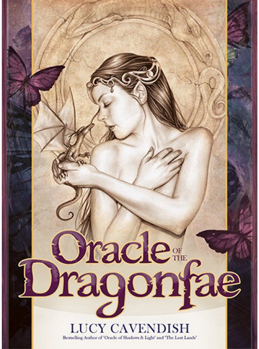 Карты Оракул Blue Angel Cards Oracle of the Dragonfae карты оракул blue angel oracle cards angels