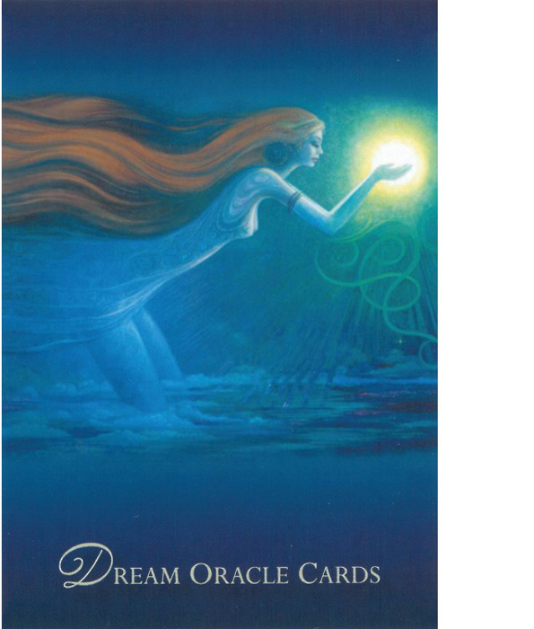 Карты Оракул U.S. Games Systems Oracle cards Dream карты таро agmuller oracle cards the oracle of the goddess