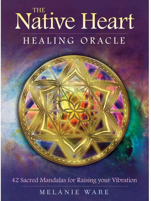 Карты Таро Blue Angel The Native Heart Healing Oracle карты таро blue angel oracle of the unicorns