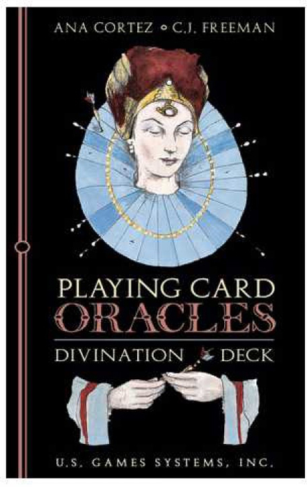 Карты Оракул U.S. Games Systems Oracle cards Playing Cards Oracle Divination карты таро agmuller oracle cards the oracle of the goddess