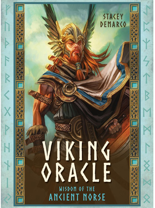 Карты Оракул Blue Angel Cards Viking оракул 02 2018