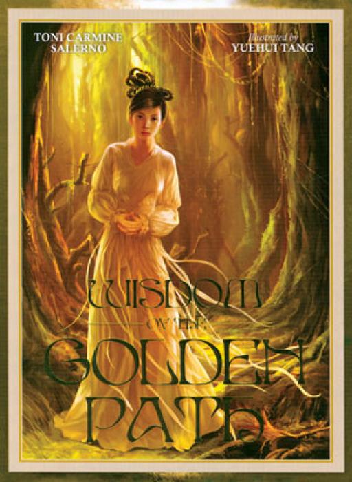 Карты Оракул Blue Angel Oracle cards Wisdom of the Golden Path карты оракул blue angel oracle cards angels