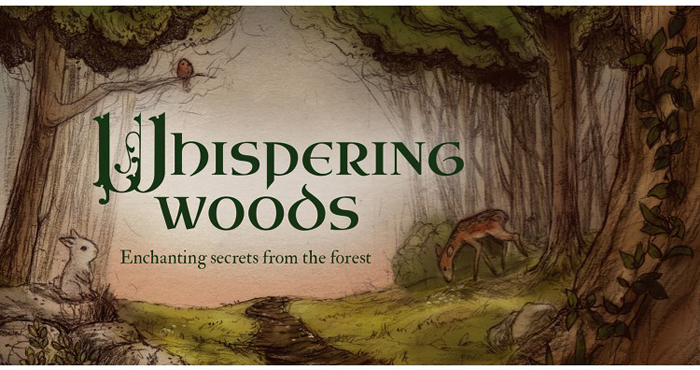 Карты Таро U.S. Games Systems Inspirational Whispering Woods cards карты таро u s games systems yoga cats challenges cards