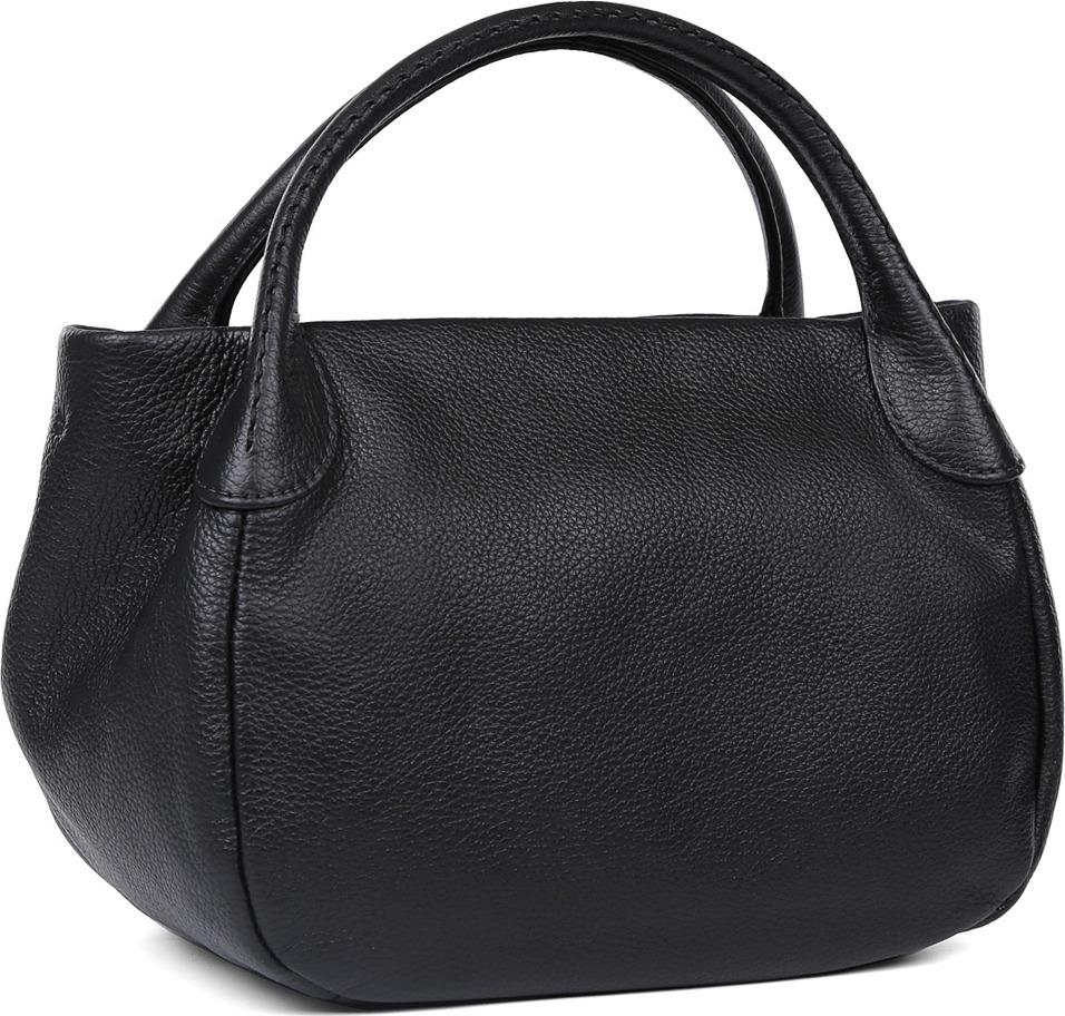 купить Сумка женская Fabretti, цвет: черный. 16121C1-018 по цене 7238 рублей