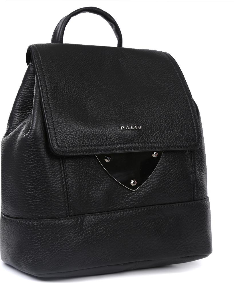 Сумка-рюкзак женская Palio, цвет: черный. 15533A3-W1-018/018 цены онлайн