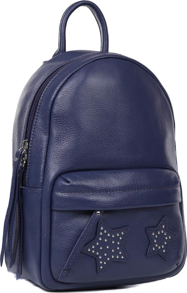 Сумка-рюкзак женская Fabretti, цвет: синий. 15859C4-897