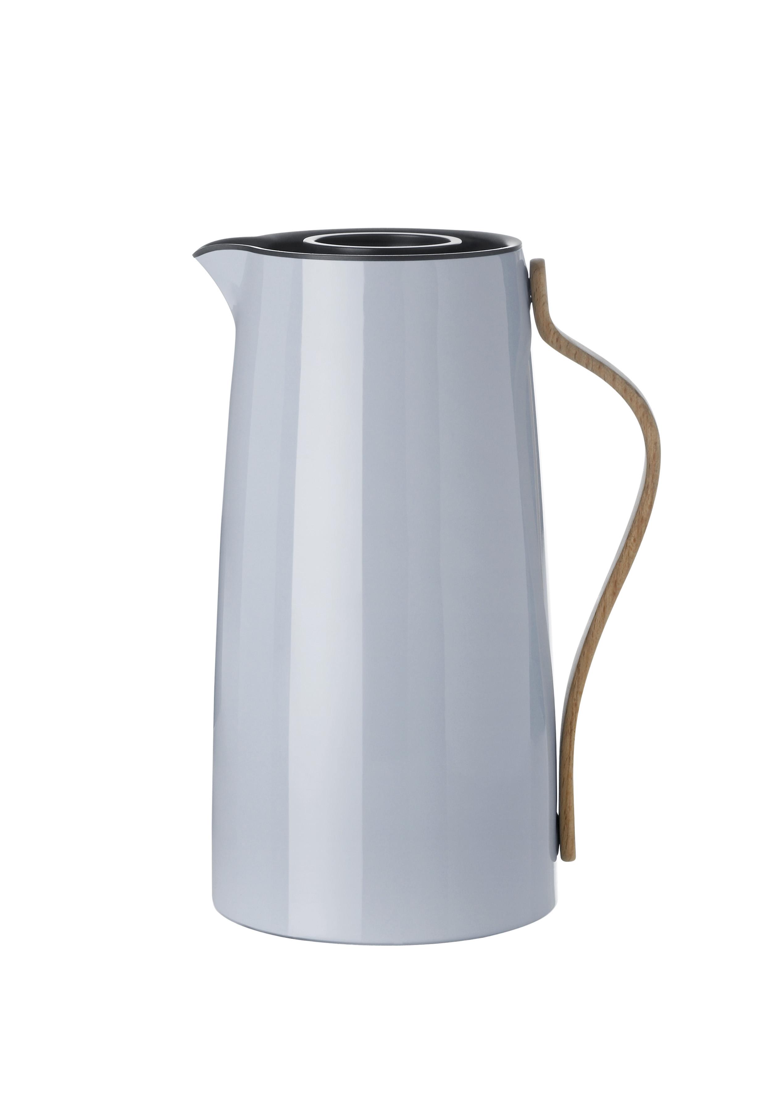 Заварочный кофейник Stelton Emma вакуумный, x-200, голубой, 1,2 л