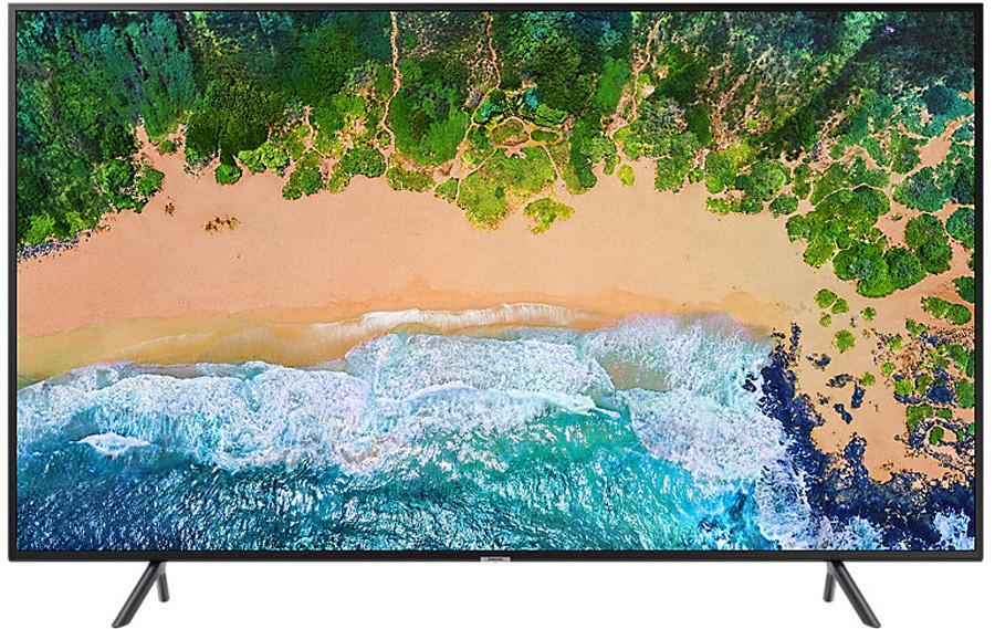 Телевизор Samsung UE55NU7100UX 55, черный картинки для samsung