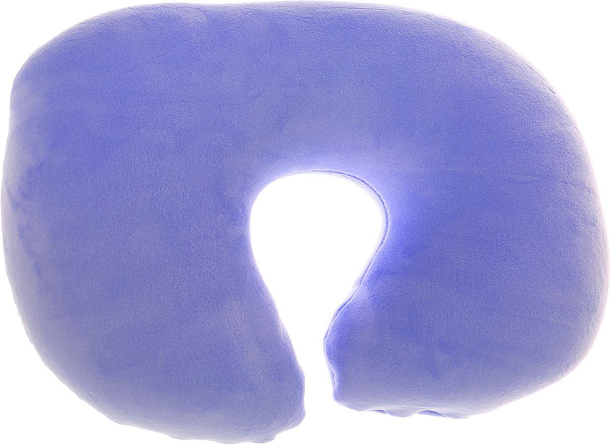 Подушка антистрессовая Штучки, к которым тянутся ручки Ассорти, цвет: сиреневый, 30 х 27 см подушка антистрессовая штучки к которым тянутся ручки ассорти цвет сиреневый 30 х 27 см