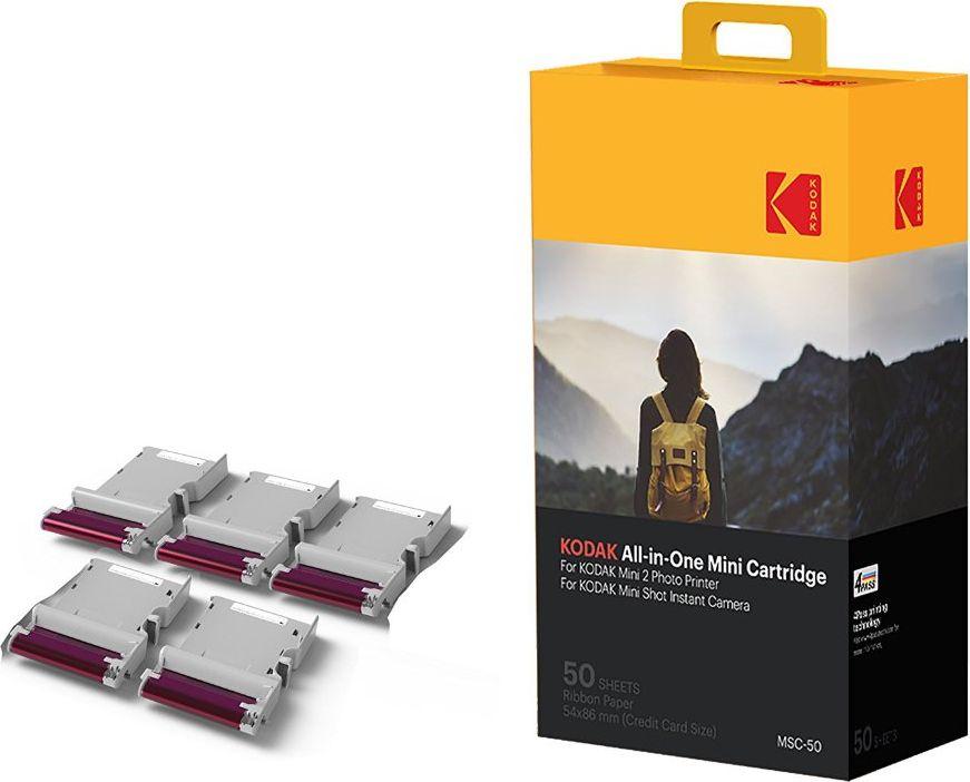 Kodak KODMC50 фотобумага для Mini Shot/Mini 2 телефон kodak