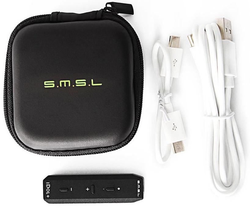 Усилитель для наушников SMSL Idol Plus, Black SMSL