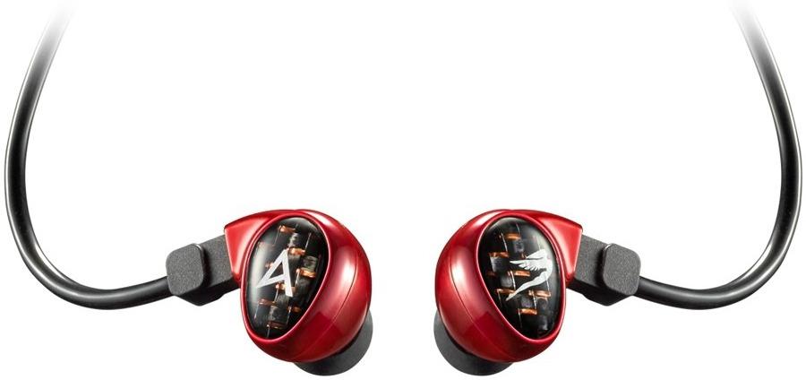 Наушники Astell&Kern Billie Jean, Red наушники astell