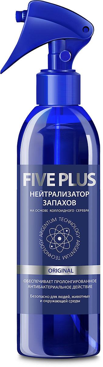 Нейтрализатор запаха Five Plus Original, 350 мл нейтрализатор запахов lucky bee lb 7512
