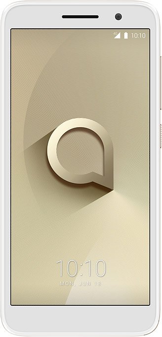 Смартфон Alcatel 1 5033D 8 GB, золотой смартфон alcatel 1 5033d 8gb black