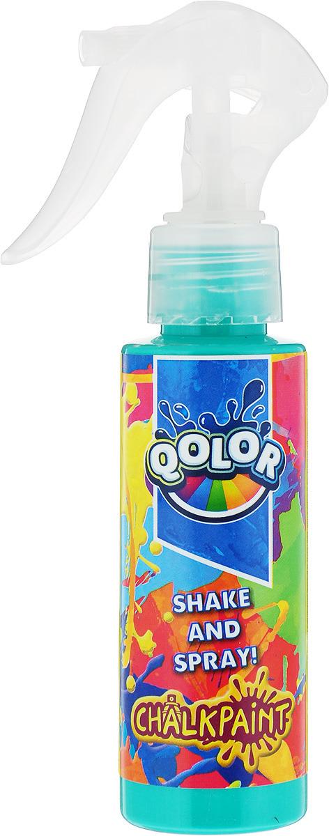 Qolor Краска меловая цвет в ассортименте побелка меловая axton 5 кг
