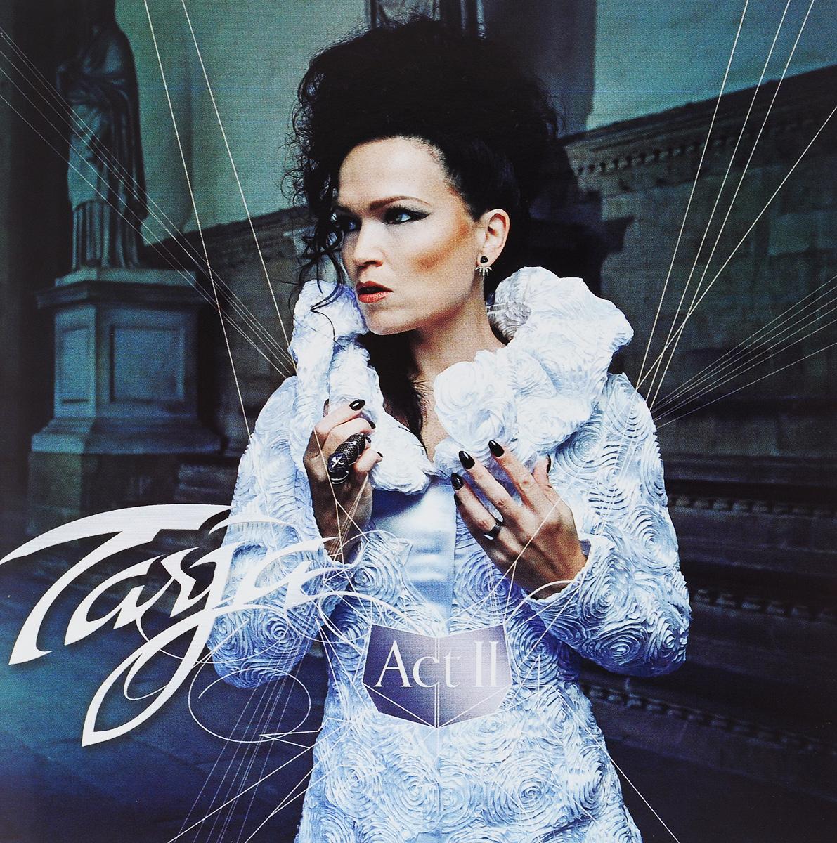 лучшая цена Tarja Tarja. Act II (2 CD)