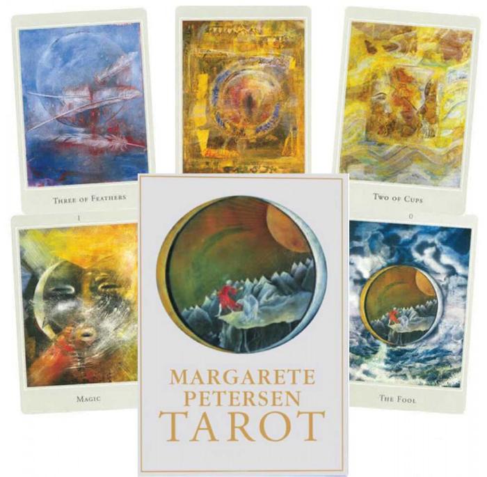 Карты Таро AGMuller Tarot Margarete Petersen карты таро agmuller power animal