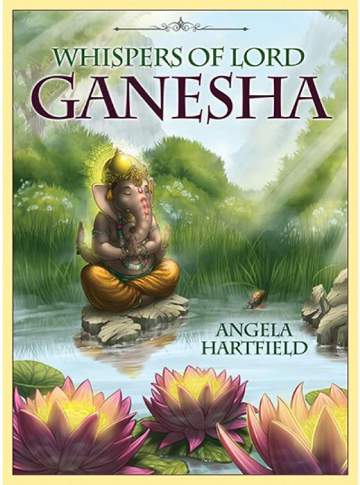 Карты Оракул Blue Angel Oracle Cards Whispers of Lord Ganesha карты оракул blue angel oracle cards angels
