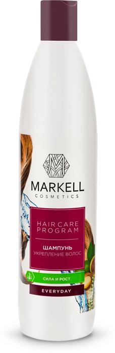 """Шампунь Markell """"Everyday"""", для укрепления волос, 500 мл"""