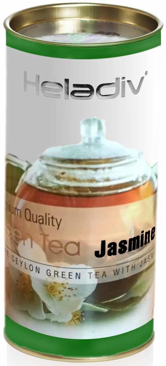 Чай листовой Heladiv Gt Jasmine, 100 г цена 2017