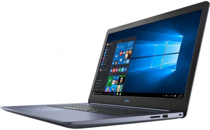 17.3 Игровой ноутбук Dell G3 3779 G317-7541, синий 17 3 игровой ноутбук dell g3 3779 g317 5362 черный