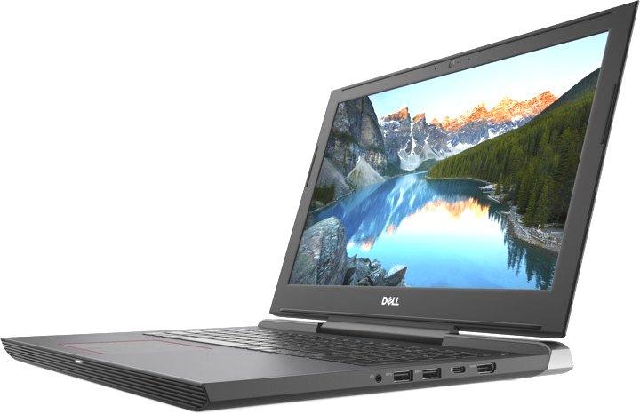 15.6 Игровой ноутбук Dell G5 5587 G515-7381, красный, черный ноутбук dell g5 5587 i5 8300 h g 515 7305 red
