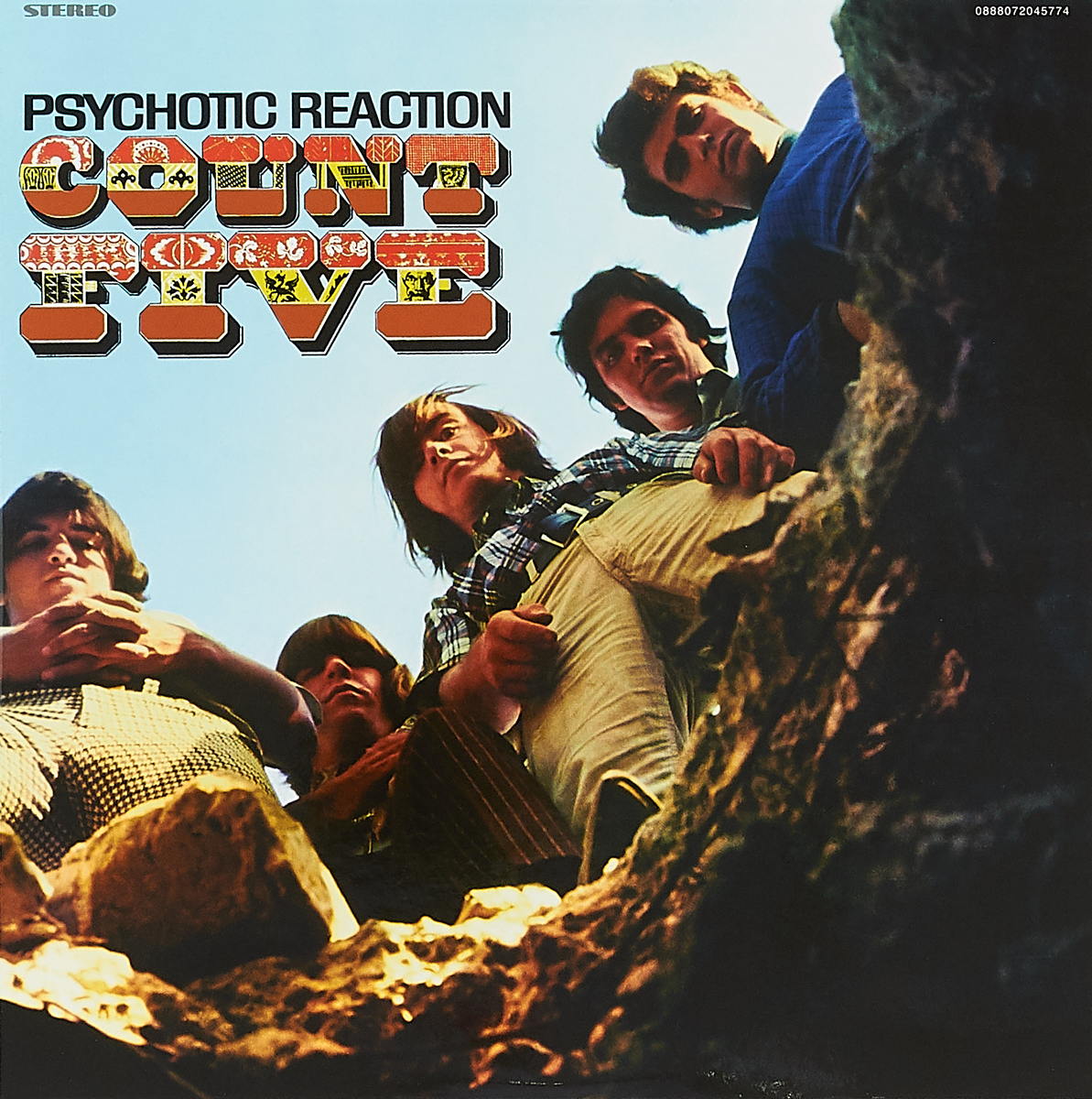 Count Five Count Five. Psychotic Reaction (LP) count basic count basic sweet spot