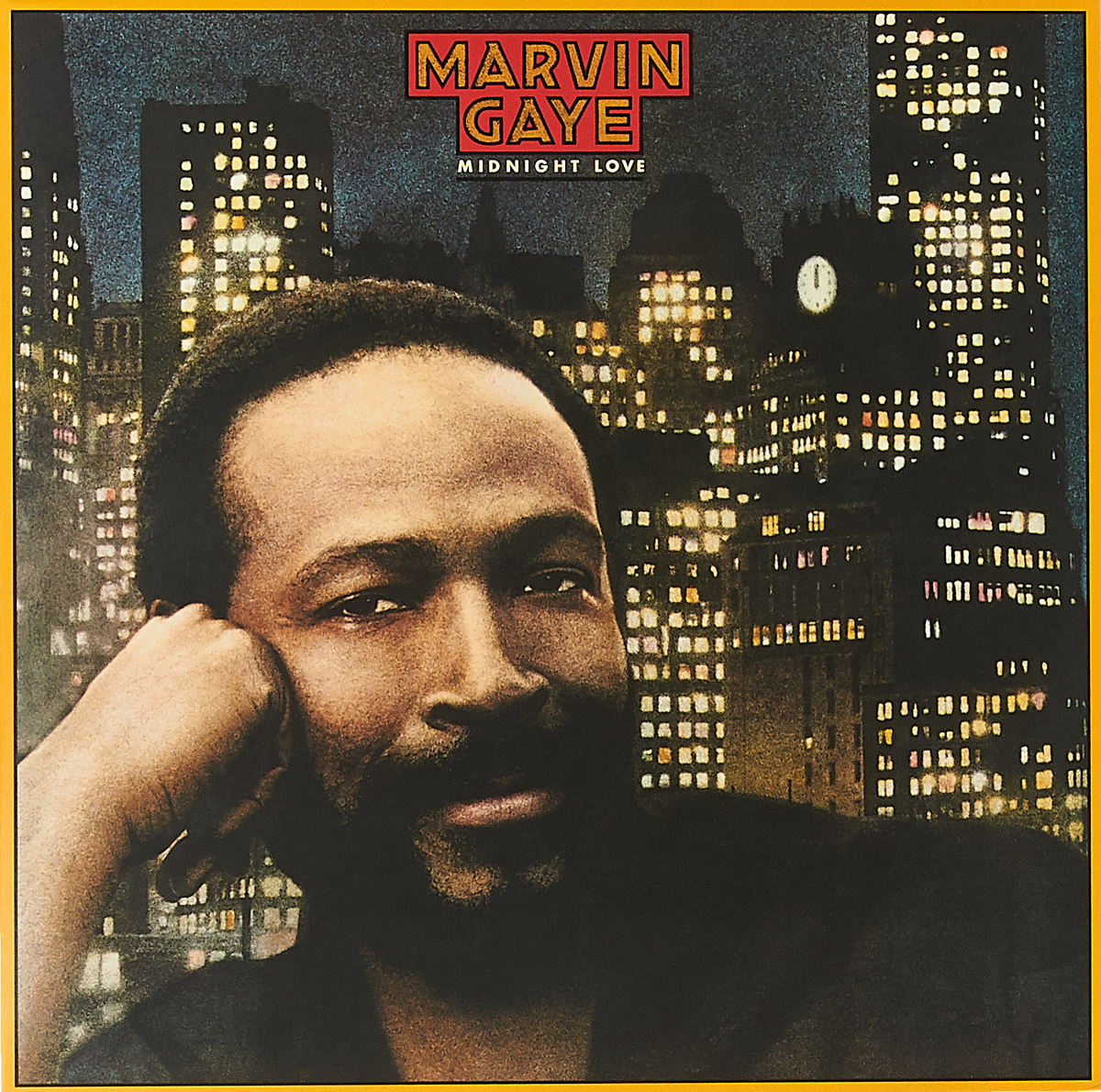 Марвин Гэй Marvin Gaye. Midnight Love (LP) цены