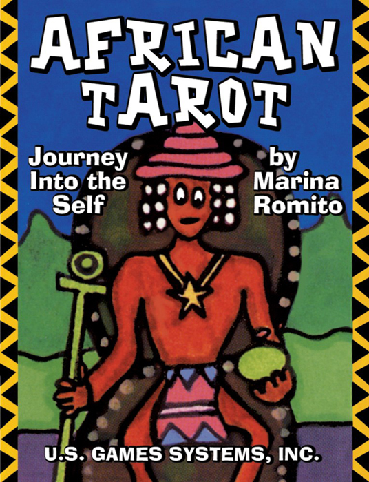 Карты Таро U.S. Games Systems Tarot Cards African карты таро u s games systems yoga cats challenges cards
