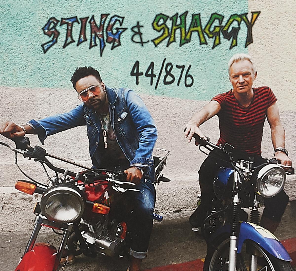 лучшая цена Sting Sting. 44/876 - Deluxe